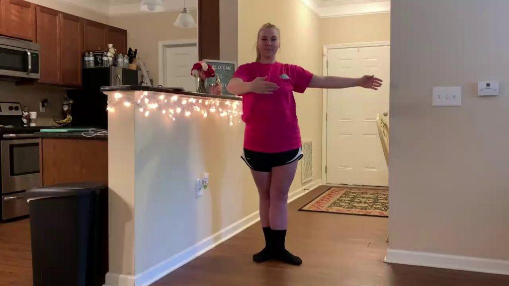 Preschool Ballet Positions